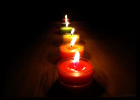 Candles 2 by Saphiroko