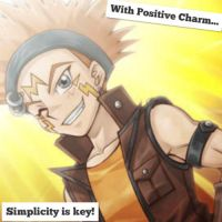 Crow Hogan Wallpaper: ~Simplicity Is Key~ by XxXxRedRosexXxX
