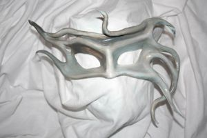 Wraith Mask by Silverfaune