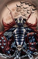 Spawn by K-fry-express