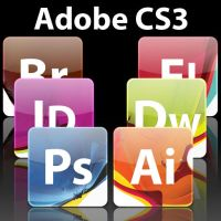 Adobe CS3 Icons by cavemanmac