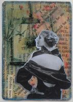 An unwasted life ATC by hogret