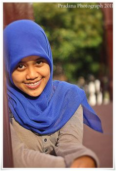 beautiful smile by rizkipradana