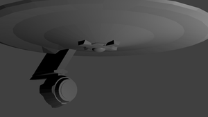 Enterprise A Model WIP by Marksman104