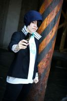 Jungo Torii _DS2 cosplay_ by grimmiko88