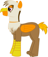 Sunny The Pony Gryphon by sonotentei