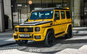 2015 DMC Mercedes-Benz G88 Limited Edition by ThexRealxBanks