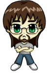 Chibi Brother by tbowen