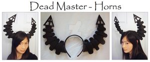 Dead Master - Horns by Feyon