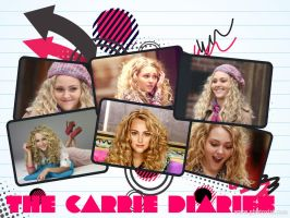 The Carrie Diaries 80`s Wallpaper by iluvlouis