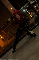 Black Widow by Angel-Platypus-Photo