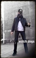 watch dogs cosplay by Ojanassassin