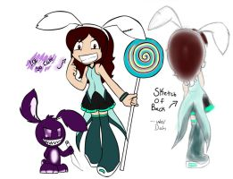 I got bored with the old me by Sick-Sadistic-Bunny