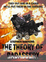 Hawking's Action Movie by Party9999999