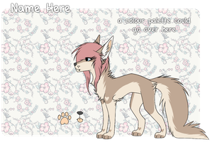 Scenedog Adoptable 3 by naeggi