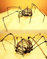 the Black Widow by zombies-plaything