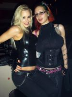 Jenny Poussin and I Redux by Ariane-Saint-Amour