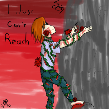 I Just Can't Reach by Sylviejean