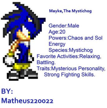 My sonic FC by Matheus220022
