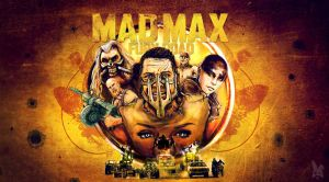 Mad Max - Speed Painting by BBunnyGirl