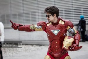Iron Man Costume by FredProps