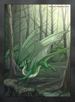 2 of 50: Slither's Slitherette by neondragon