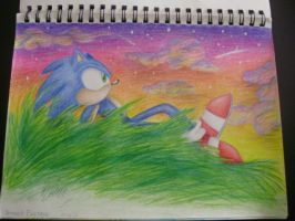 Sonic's Fantasy by SonicBornAgain