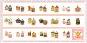 HAPPY MUFFIN CATALOGUE by AllendisI