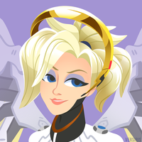 OW - Mercy by Versiris
