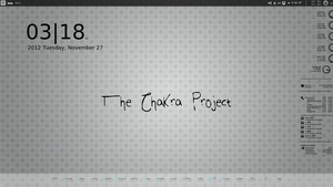 The Chakra Project ScreenShot by samiuvic