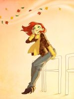 Autumn is here contest by BlackBy
