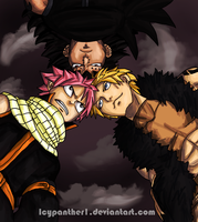 Fairy Tail: Chapter 276 by IcyPanther1