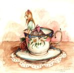 Afternoon tea by Capilair