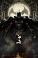 BATMAN INCORRUPTIBLE by 69Geist