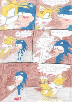 Tails X Sonic 3 by Mancoin