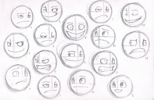 Expressions Sheet, Numero Eight by Racesolar