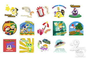 Complete Icon Collection by Piranha2021