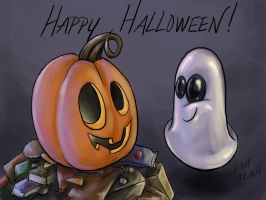 Happy Halloween from Minix by minix