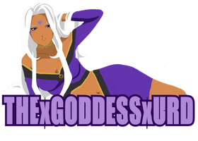 The Goddess Urd by KissofCrimson
