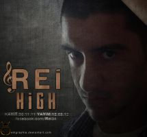 Rei - High (COVER) by emrgraphix