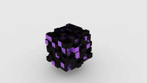 Super Cube by SeanAlmighty