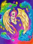 Fluttershy. by PsychoInABox