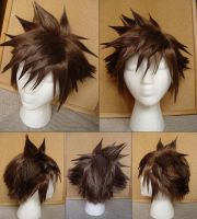 Sora Wig 3 From KH2 by taiyowigs