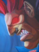 Gouki Portrait by eienmic