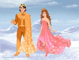 Alessandra and Alejandro frozen style by tmpoole96