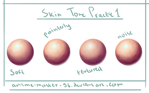 Skin Tone Practice 1 by anime-master-96
