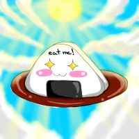 Onigiri by MarryTuOderschvank