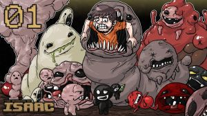 The Binding of Isaac Thumbnail for tinNendo by blue-hugo