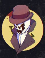 Rorschach by marchofvenus