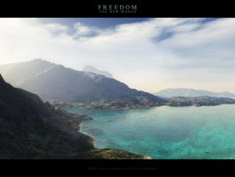 Freedom - The New World by Arctic-Affinity